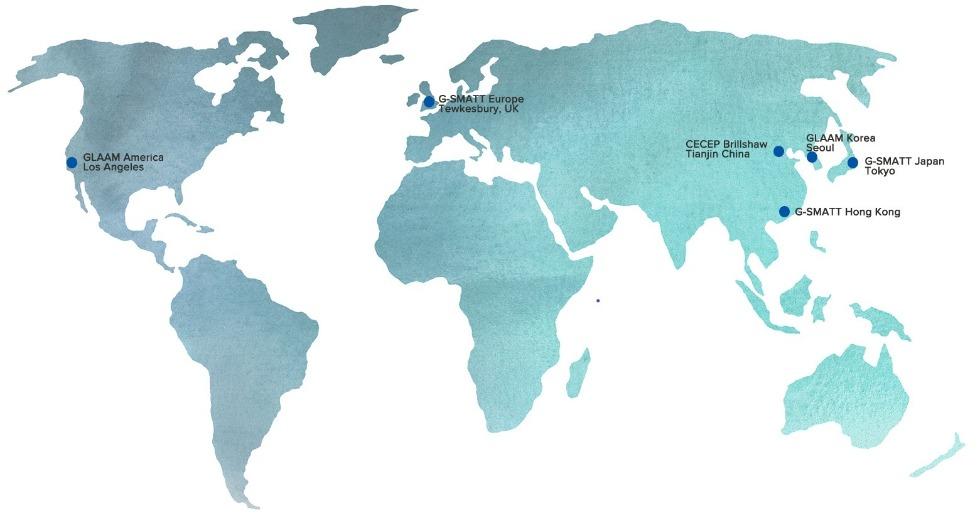 G-Smatt Global offices