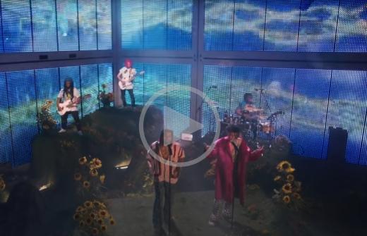 24kGoldn Performs Hit 'Mood'