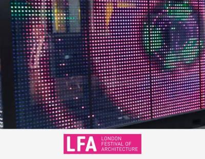 LONDON FESTIVAL OF ARCHITECTURE 2018