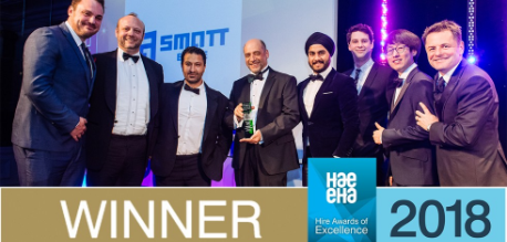 G-SMATT Europe, Hire Awards