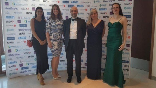 Thames Valley Newcomer of the Year 'Inward Investment' Award