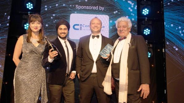 Awards ,Thames Valley Tech Awards